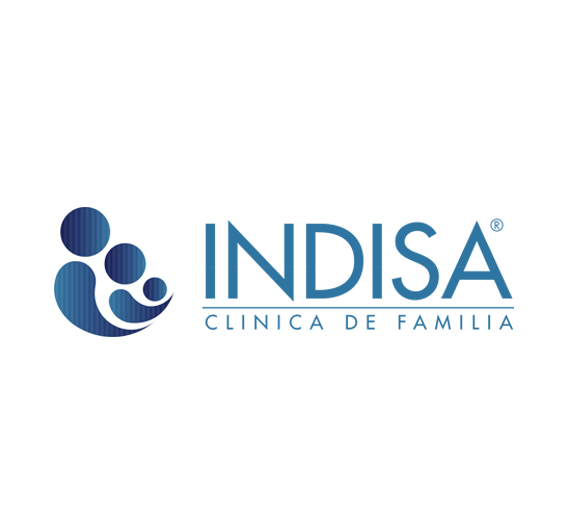 LOGO CLINICA INDISA
